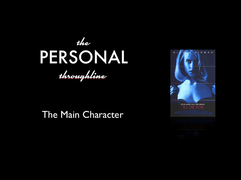 The Personal Throughline