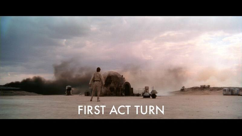 *Star Wars* First Act Turn