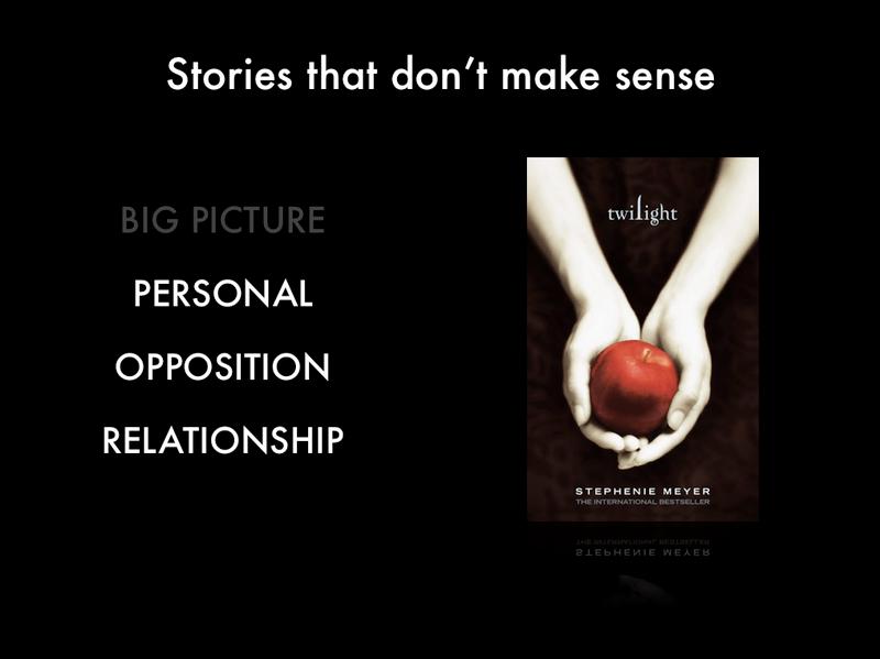 Stories That Don't Make Sense