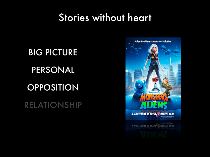 Stories Without Heart