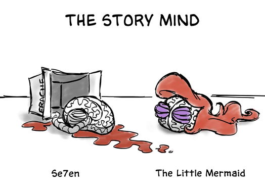 Different Story Minds