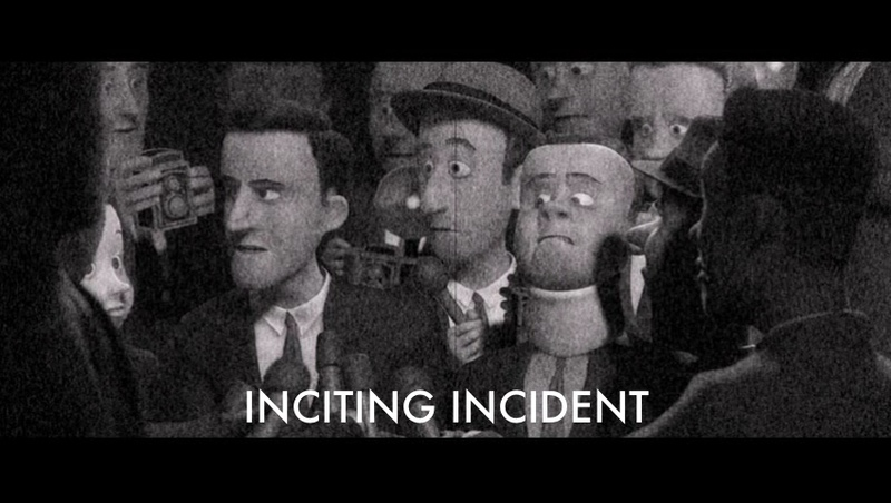 *The Incredibles* Inciting Incident