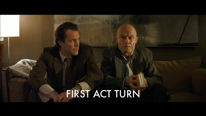 *The Lives of Others* First Act Turn