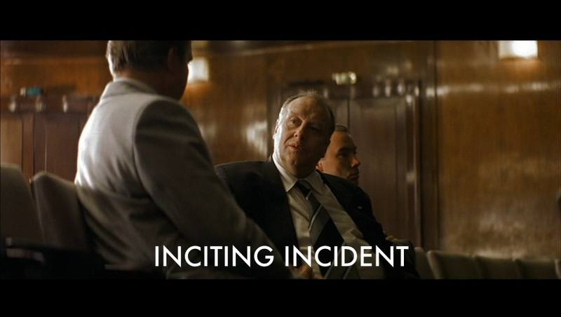 *The Lives of Others* Inciting Incident