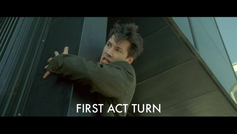 *The Matrix* First Act Turn