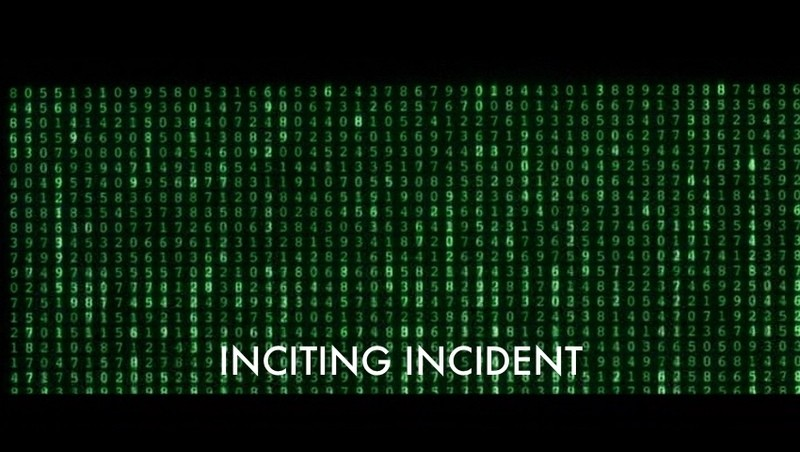 *The Matrix* Inciting Incident