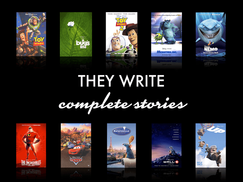 The Pixar Secret