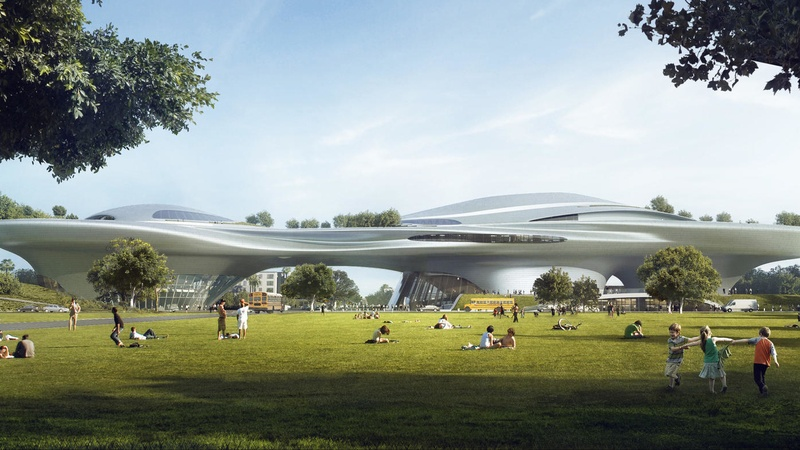 The Lucas Museum of Narrative Art