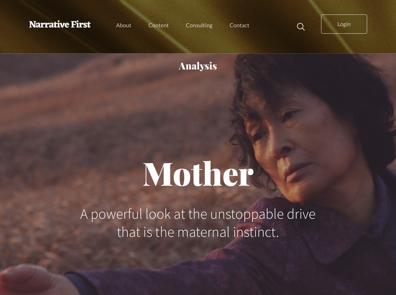 An analysis of Mother