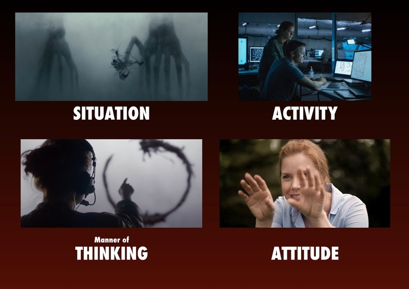 The Four Throughlines of *Arrival*