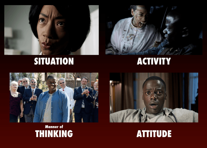 The Throughlines of *Get Out*