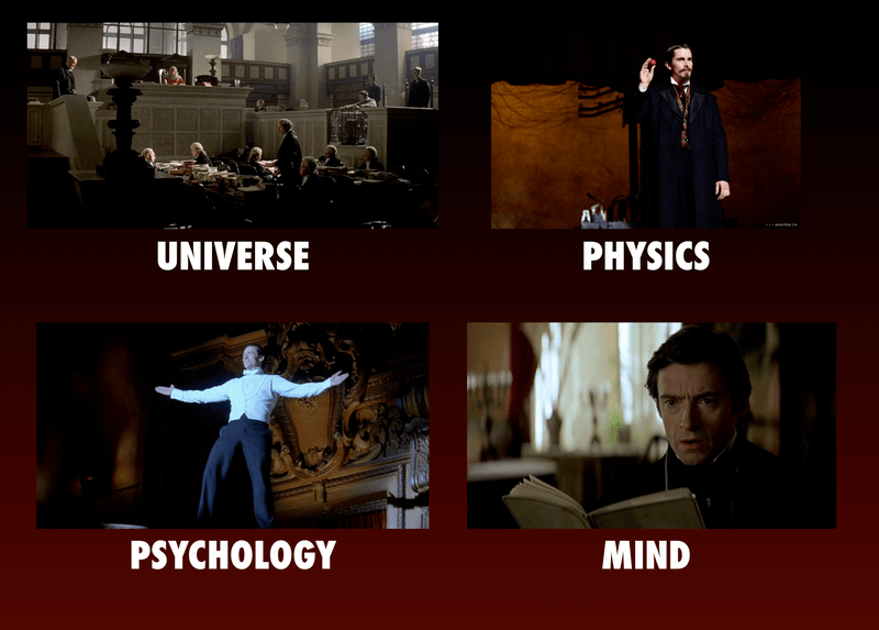 The Throughlines of *The Prestige*