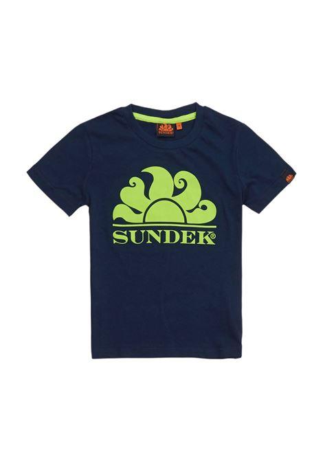 SIMEON SUNDEK | T-SHIRT | B898TEJ6300007
