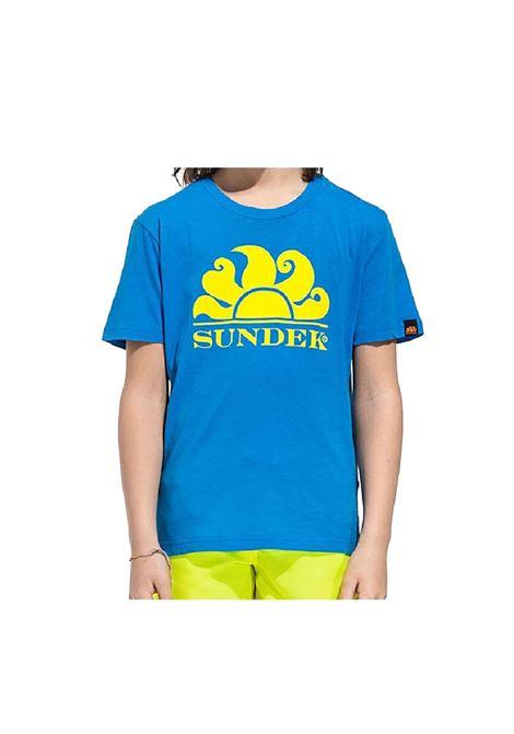 SIMEON SUNDEK | T-SHIRT | B898TEJ6300089