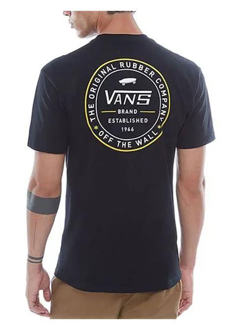 66 SS VANS | T-SHIRT | VA3H71BLK-