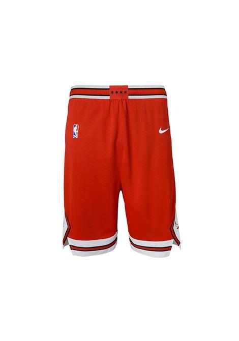 SHORT ICON NBA CHICAGO BULLS NIKE | BERMUDA | E72B7BABZBULLS