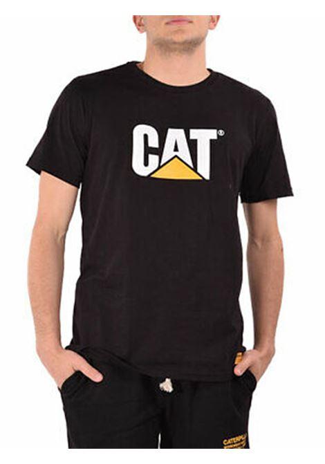 CAT SHIRT CATERPILLAR | T-SHIRT | 2511243BLACK
