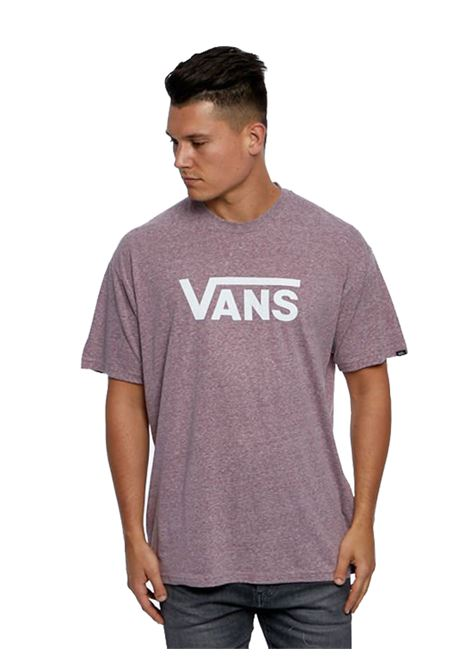 CLASSIC HEAT VANS | T-SHIRT | VN0000UM7D5-