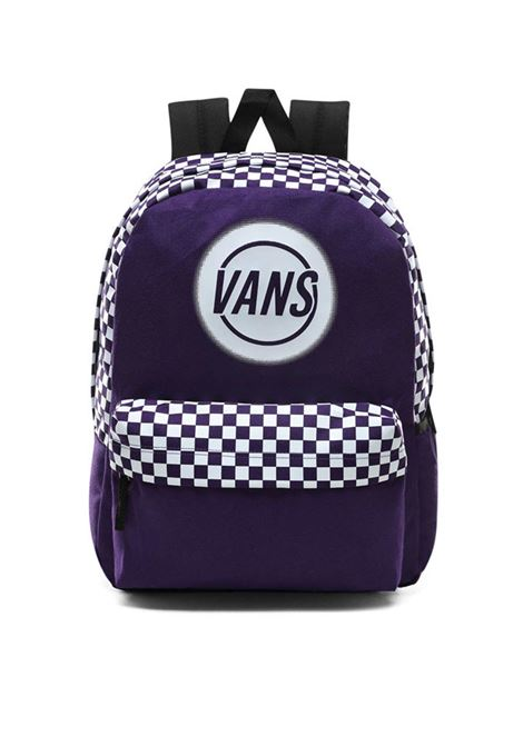 TAPER OFF REALM BACK PACK VANS | GYM SACK/ZAINI | VN0A48GMSF5-