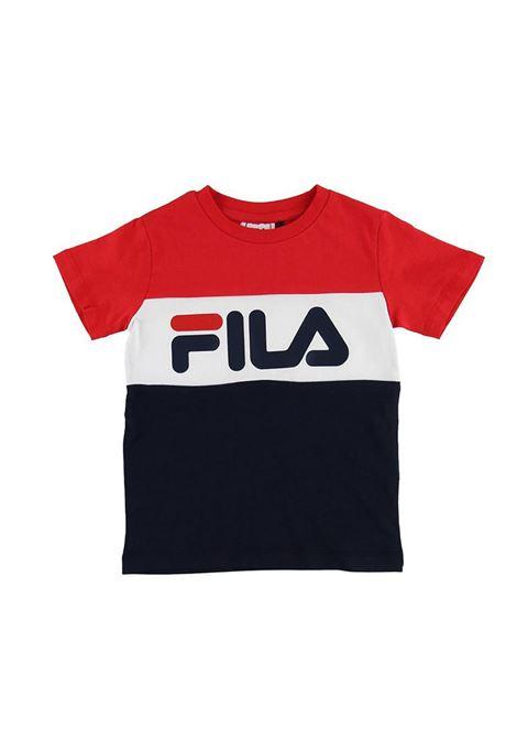 KID CLASSIC FILA | T-SHIRT | 687192G06