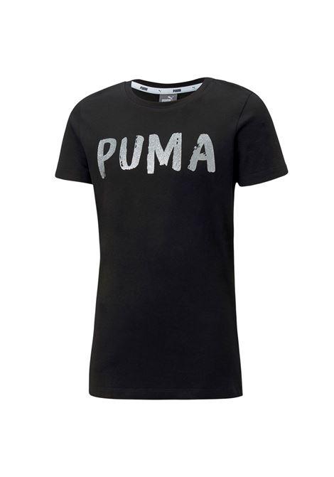 ALPHA W PUMA | T-SHIRT | 58136001
