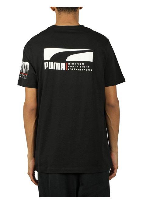 ADVANCE PUMA   T-SHIRT   58191401