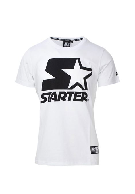 STARTER | T-SHIRT | 72402BIANCO