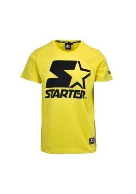 STARTER | T-SHIRT | 72402GIALLO