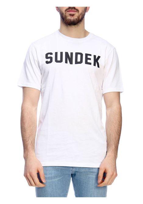 WRITING SUNDEK | T-SHIRT | M025TEJ7800006