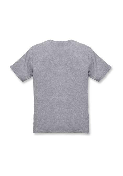 T-SHIRT BLACK LOGO CARHARTT | T-SHIRT | 103203034-