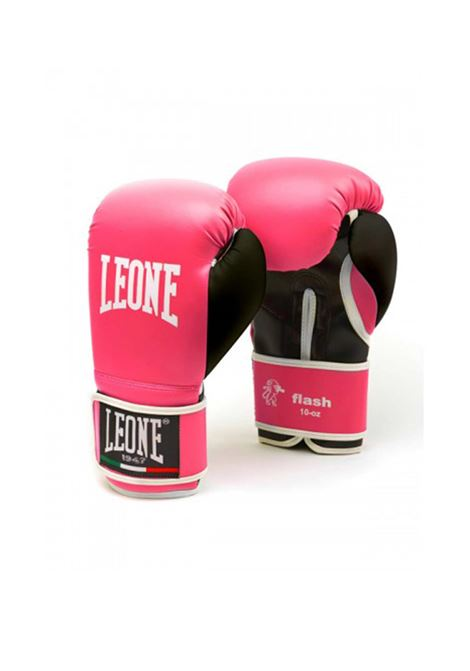 FLASH 10 once LEONE SPORT | GUANTI BOXE | GN083WFUXIA