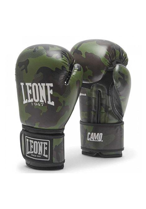 LEONE SPORT | BOXING GLOVES | GN324VERDE