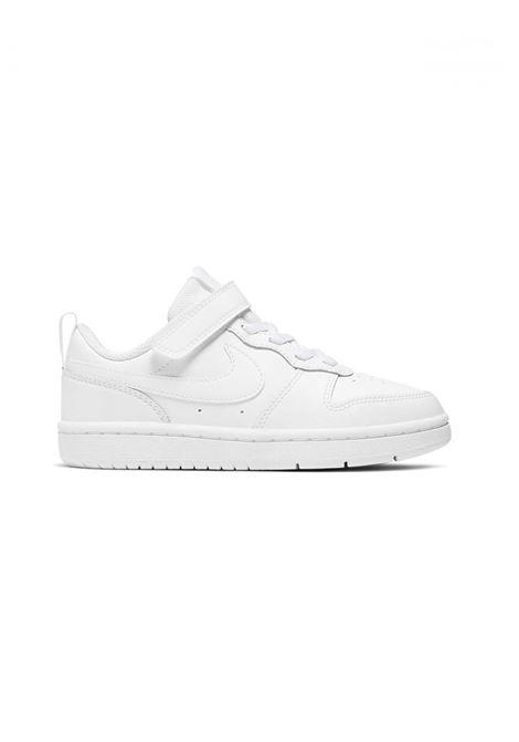 Nike COURT BOROUGHT LO NIKE   SCARPE   BQ5451100
