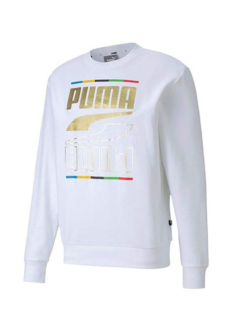 PUMA   SWEATSHIRTS   58460802