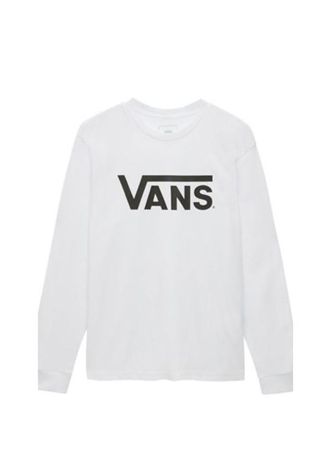 VANS | T-SHIRT | VN000XOIVANS CLASSIC LS BOYS