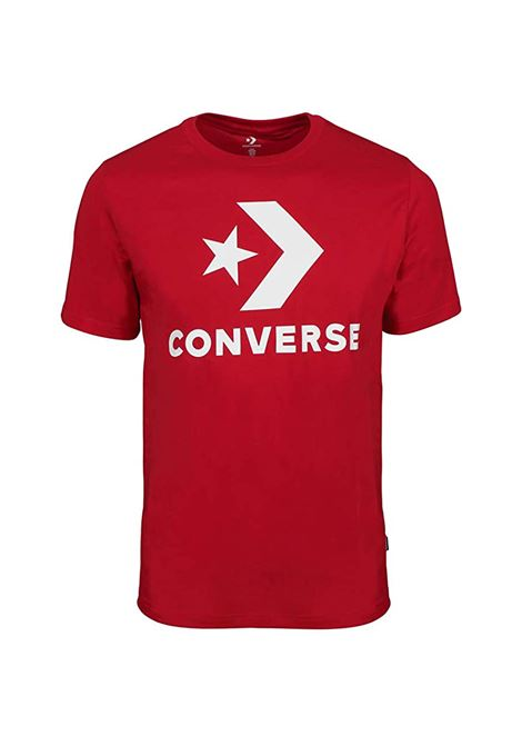 CONVERSE STAR CONVERSE | T-SHIRT | 10018568A11