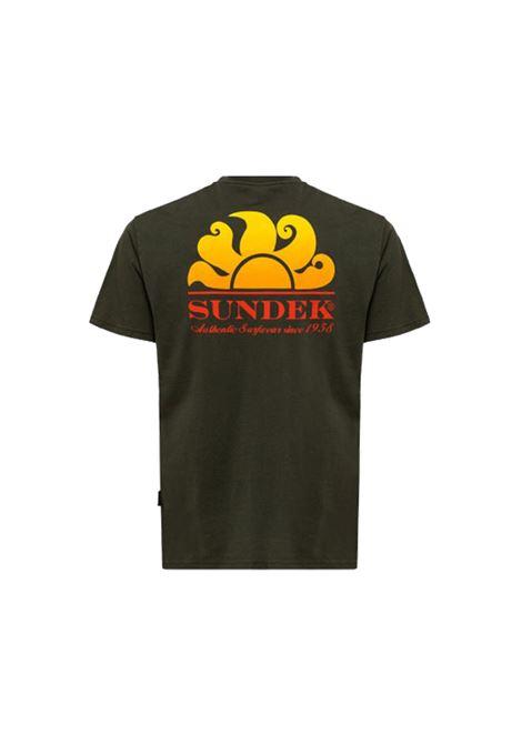 SUNDEK | T-SHIRT | M028TEJ7800004