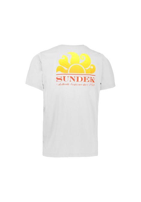 SUNDEK | T-SHIRT | M028TEJ7800006