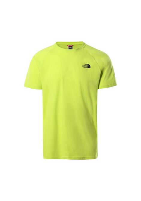 NORTH FACE TEE THE NORTH FACE | T-SHIRT | NF00CEQ8JE3