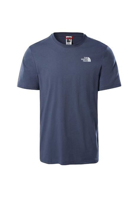 RED BOX THE NORTH FACE | T-SHIRT | NF0A2TX2WC4