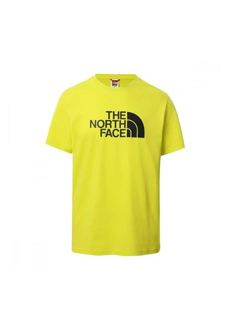 T-SHIRT UOMO EASY THE NORTH FACE | T-SHIRT | NF0A2TX3JE3