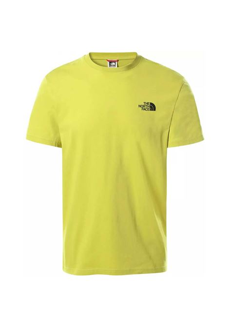 SIMPLE DOME TEE THE NORTH FACE | T-SHIRT | NF0A2TX51B0