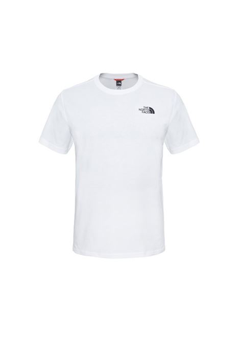 SIMPLE DOME TEE THE NORTH FACE | T-SHIRT | NF0A2TX5FN4