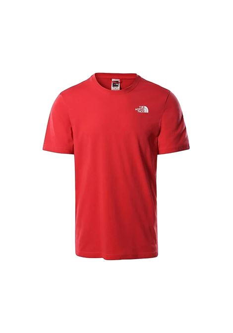 SIMPLE DOME TEE THE NORTH FACE | T-SHIRT | NF0A2TX5V34