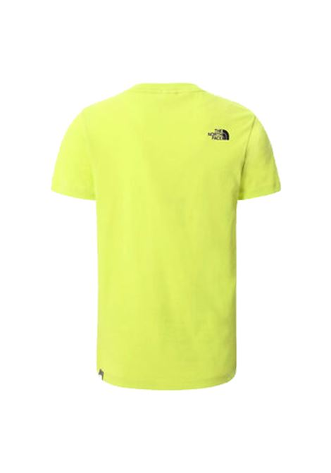 SIMPLE DOME TEE THE NORTH FACE | T-SHIRT | NF0A2WANJE3
