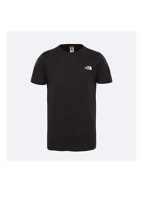 SIMPLE DOME TEE THE NORTH FACE | T-SHIRT | NF0A2WANKY4
