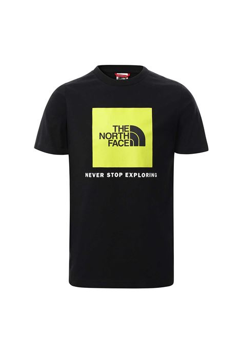SS BOX TEE THE NORTH FACE | T-SHIRT | NF0A3BS2C5W