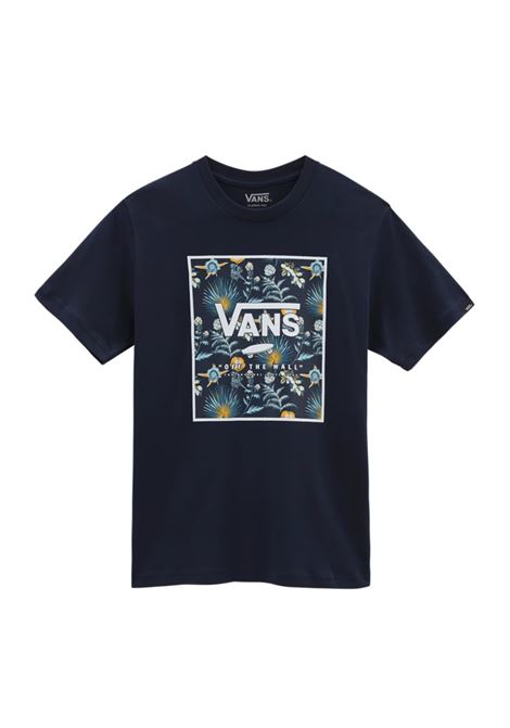 PRINT BOX VANS | T-SHIRT | VN0A318NZ53-