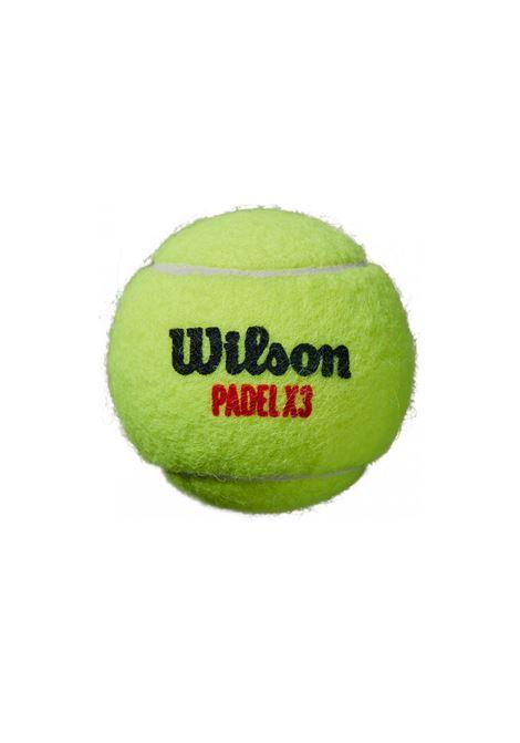 WILSON | BALLS | WR8900801001-