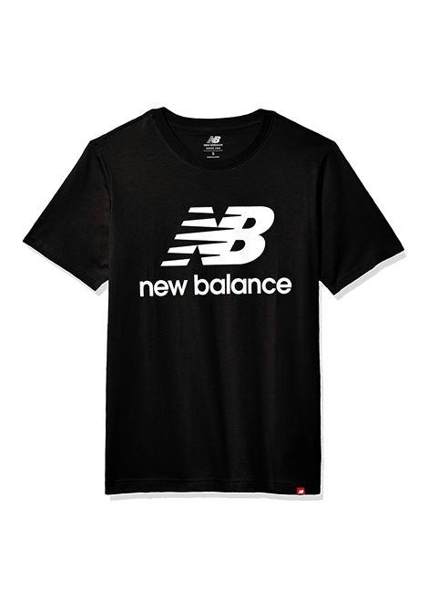 NEW BALANCE   T-SHIRT   MT01575BK